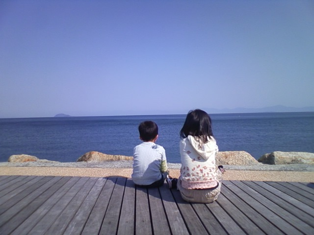 公園&海(^-^) emi