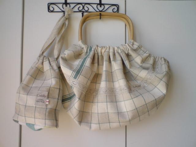 グリーンラインのbag
