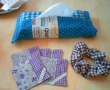 久々の縫い物教室〜〜kiku